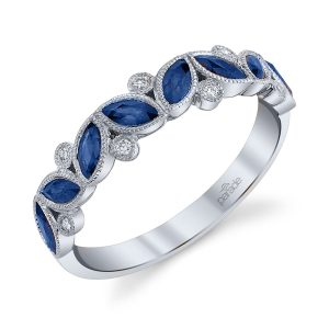 Marquise Sapphires