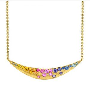 Sapphires Necklace